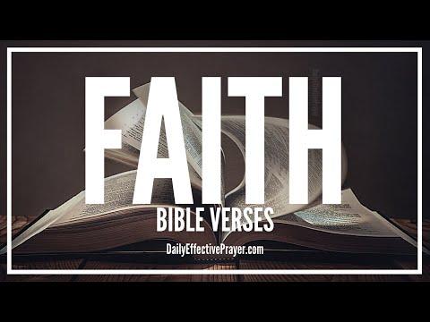 Bible Verses On Faith - Scriptures For Faith Building (Audio Bible)