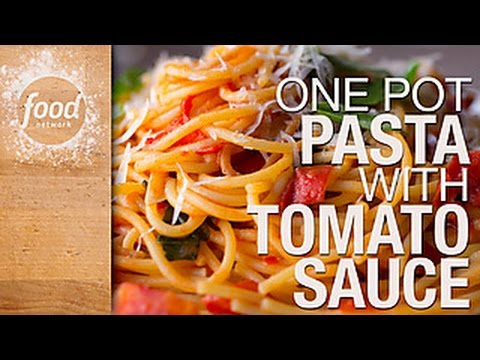 Completely Genius One-Pot Spaghetti Hack | Food Network