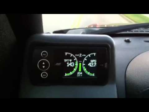 2007 Ford F150 With Edge Evolution Cs Programmer Mpg