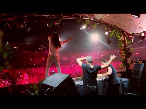 Dimitri Vegas & Like Mike ft. Aoki - Pursuit Of Hapiness vs. Raise Your Hands @ Tomorrowland 2014