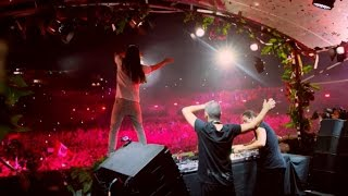Dimitri Vegas & Like Mike ft. Aoki - Pursuit Of Hapiness vs. Raise Your Hands @ Tomorrowland 2014