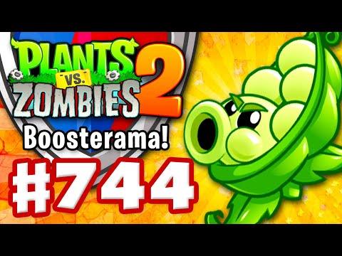 Sling Pea Boosterama! Battlez! - Plants vs  Zombies 2 - GGameplay  Walkthrough Part 744