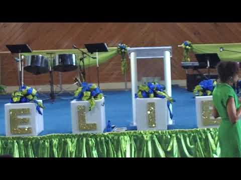 The Holy Spirit Pt 1 Pastor Adelle Brown 12 9 2018