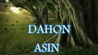 Dahon- Asin