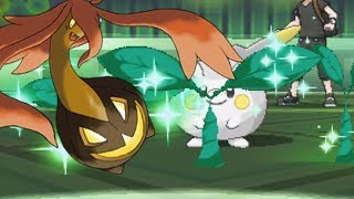 Gourgeist Is Too Good | Pokemon Ultra Sun & Moon Wifi Battle