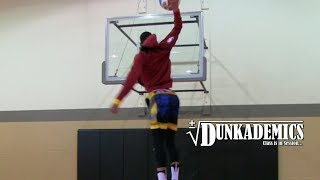 Jordan Southerland + Chris Staples Dunkademics Dunk Session Video