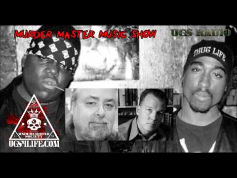 AUTHORS MICHAEL CARLIN AND GREG KADING ARGUE ABOUT TUPAC & BIGGIE HOMICIDES