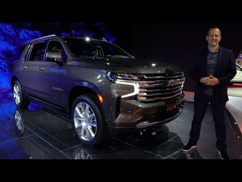 Is The 2021 Chevrolet Suburban The ULTIMATE Full Size SUV?