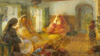 Sheherazade and 1001 Nights