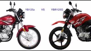 YBR125G vs YB125Z honest review