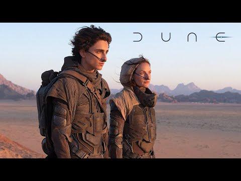 DUNE (2020) Official First Look - Timothée Chalamet, Zendaya Movie