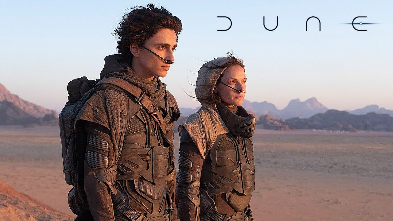 DUNE (2021) Official First Look - Timothée Chalamet, Zendaya Movie - YouTube