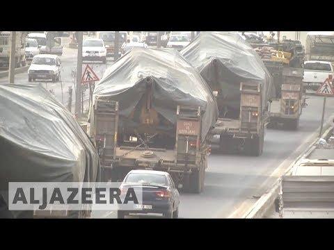 Syria 🇸🇾: Kurdish civilians fear threat of Turkey 🇹🇷 offensive