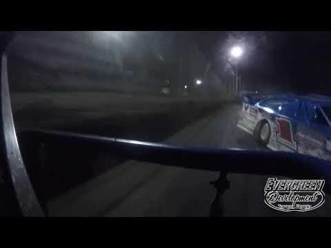 Kyle Bronson Go Pro Rear Camera, East Bay Raceway Park 2/3/20