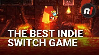 The Best Switch eShop Game Yet... According to Alex | SteamWorld Dig 2 on Switch