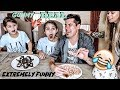 Gummy Food vs Real Food Challenge! **SO FUNNY and So GROSS** PRANK