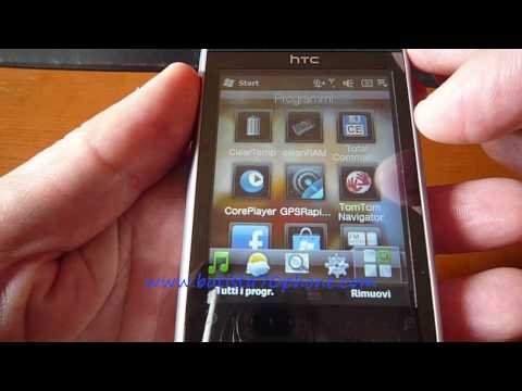 Video Recensione HTC Touch2 Parte 2 by batista70