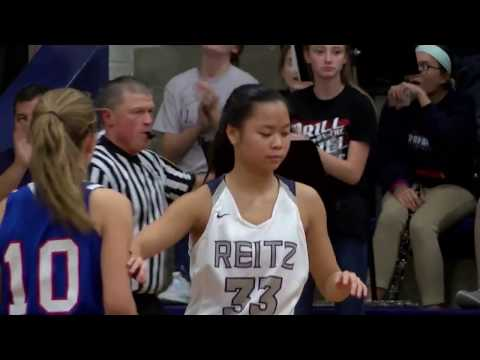 South Spencer At Evansville Reitz | Girls Basketball | 11-21-19 | STATE CHAMPS! Indiana