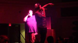 Aesop Rock - Breakdance Beach - Live @ Sac State 11-3-11