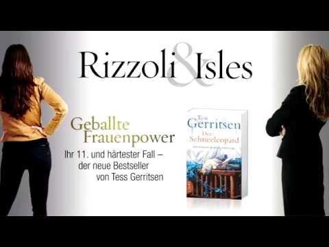 Der Schneeleopard (Maura Isles / Jane Rizzoli 11) YouTube Hörbuch Trailer auf Deutsch