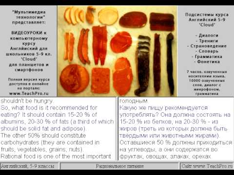 Определение норм рационального питания (стр. 1 )