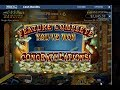 Casino Mega Win from 5$ to 180$- Small Stake 0.25$ - Big WIN