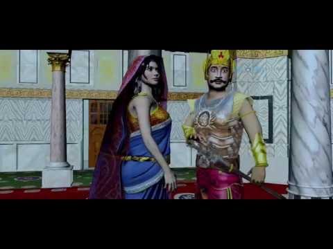 3D Animation - Tamil Actor Sivaji Ganesan