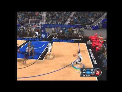NBA 2K12 Commentary: 2011 Playoffs Rematch Orlando Magic vs. Atlanta Hawks