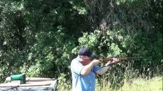 Shooting the .458 Win Mag Mauser Rifle