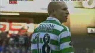 Celtic player Neil Lennon - The Lurgan Bigot