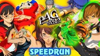 Persona 4 Golden in 13:17:00(My FIRST Speedrun)