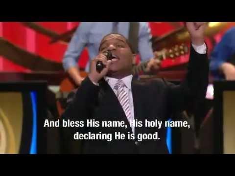 Lakewood Church Worship - 1/22/12 8:30am - Again I Say Rejoice