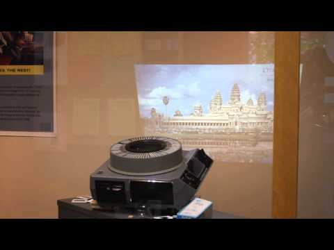 Slide Projectors: Lantern to 35mm