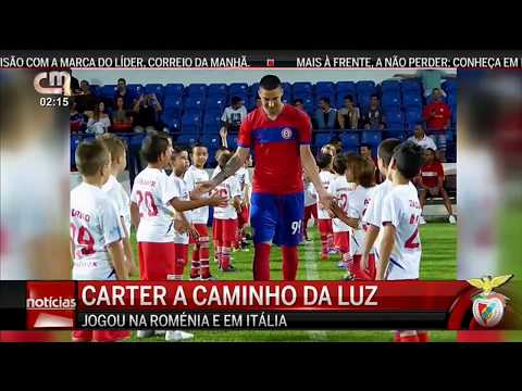 CARTER A CAMINHO DA LUZ | Anthony Carter | TROFENSE