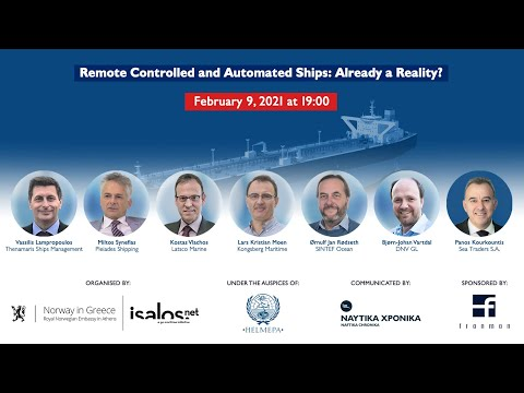 Remote Controlled and Automated Ships: Already a Reality?