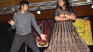 Dance Pe Chance - Rab Ne Bana Di || Nachan Farrate - All is Well || Neetha - Divya - Arun