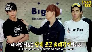 Gambar cover [INDO SUB] [ENG SUB] 150602 STARCAST: BTS 'Lucky Or Not - EP 3 (HIDE & SEEK GAMES)