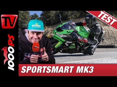 Dunlop Sportsmart MK3 Test -Ein Sportreifen als Universaltalent? Test auf Landstraße und Rennstrecke