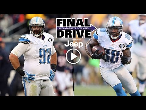 Haloti Ngata, Anquan Boldin Returning To Baltimore With Lions | Final Drive | Baltimore Ravens