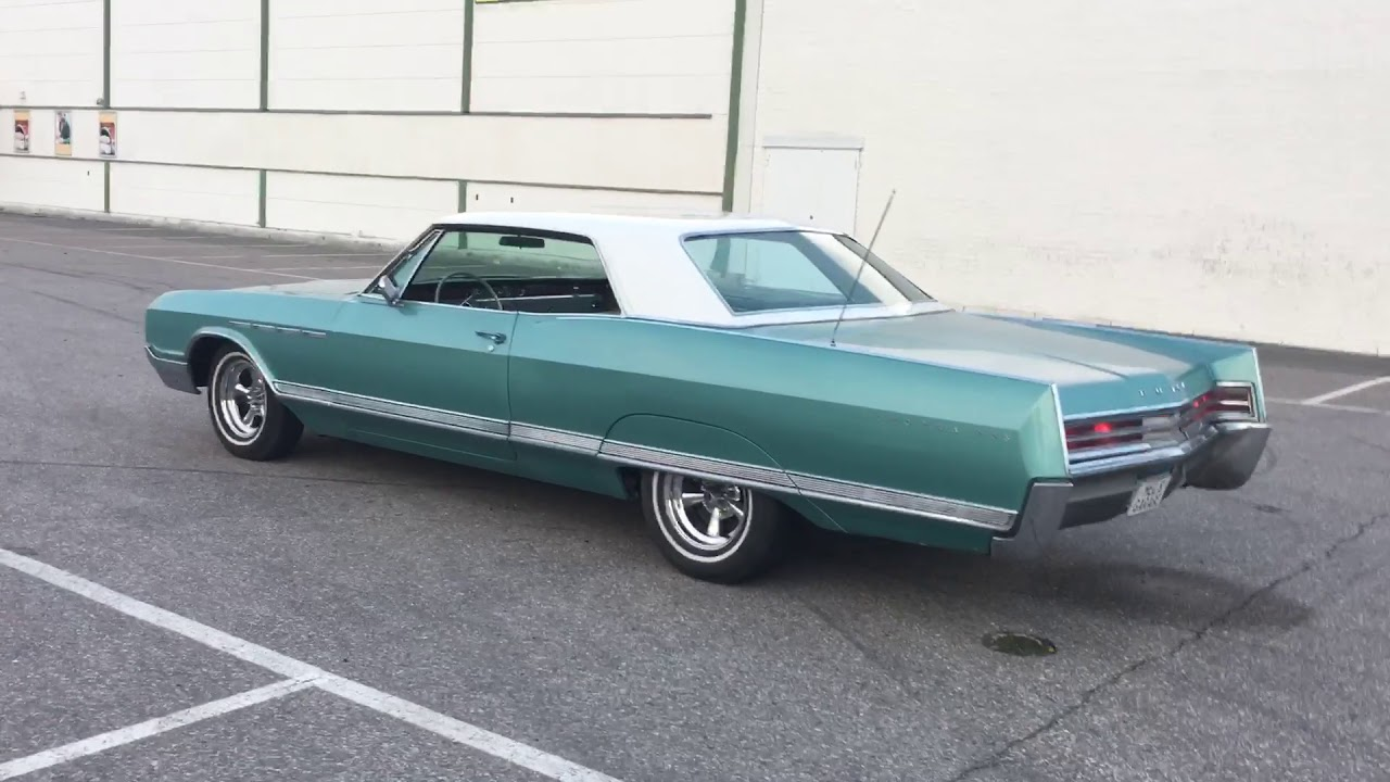 Buick Electra 225 Custom 2-dr Sport Coupe 1965 Sold - YouTube