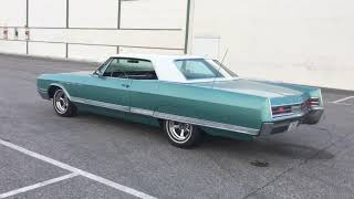 Buick Electra 225 Custom 2-dr Sport Coupe 1965 Sold