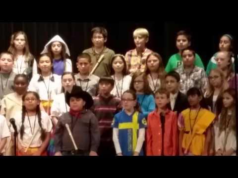 Lakewood Falls Elementary School 5th Grade Concert