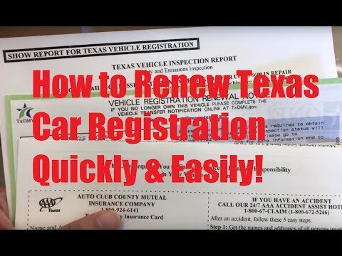 how-to-renew-texas-car-registration-quickly-&-easily!-(avoid-dmv-lines!)