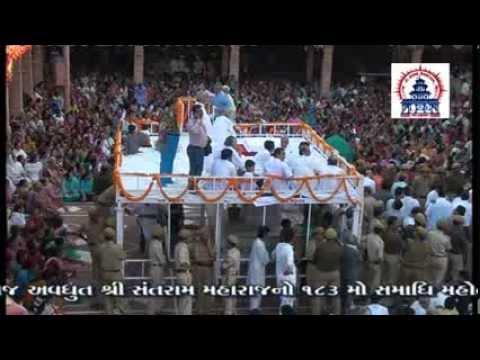 Sakar Varsha, Shree Santram Mandir, Nadiad, 2014 (Part 1)