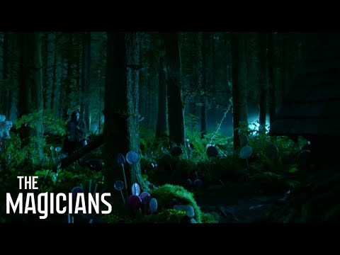 THE MAGICIANS | First Scene of Season 2 | Syfy