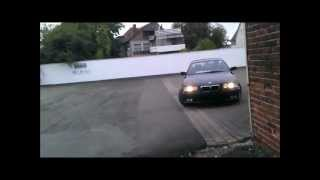 BMW 318is e36 @ Eisenmann Exhaust