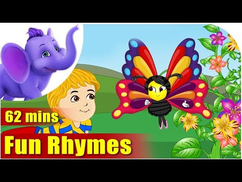 Nursery Rhymes Vol 9 - Thirty Rhymes with Karaoke