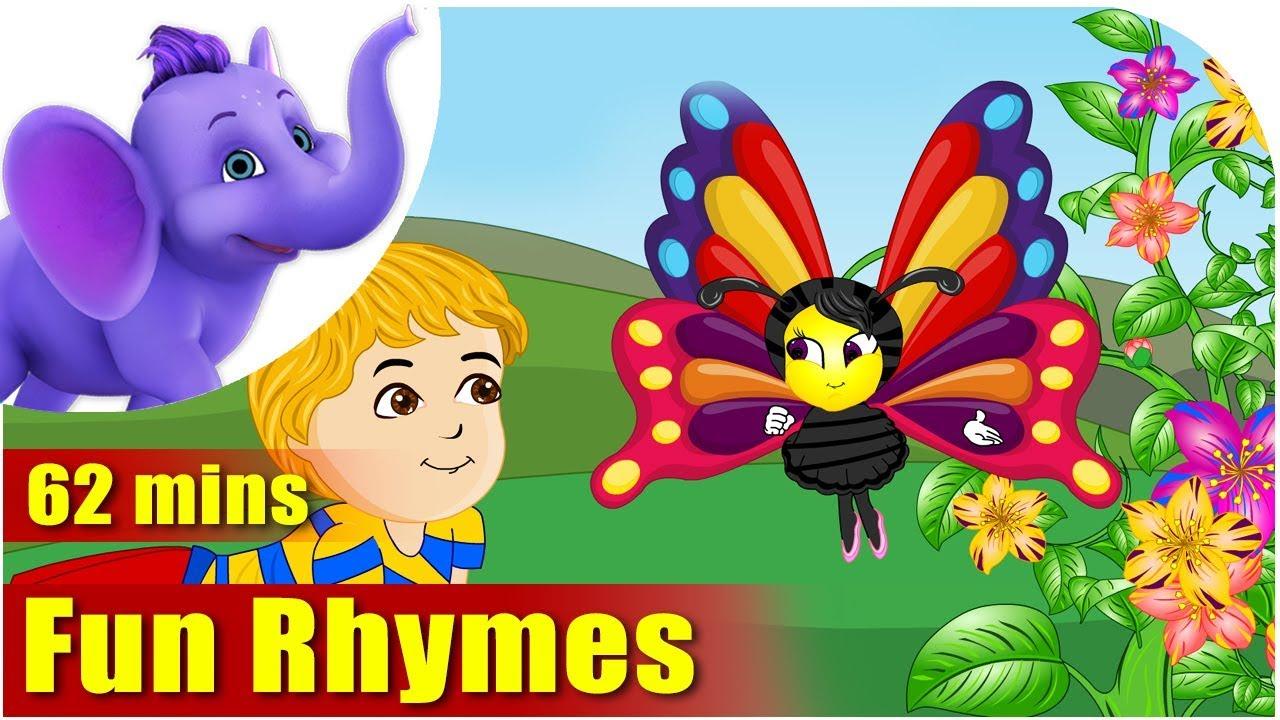 Download Nursery Rhymes Vol 9 - Thirty Rhymes with Karaoke
