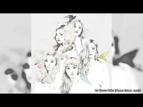 레드벨벳 (Red Velvet) - Ice Cream Cake (Planet Shiver remix)
