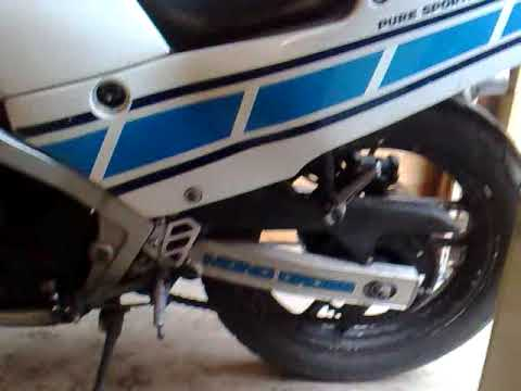 Yamaha fz400r youtube for Yamaha ysp 5600 manual